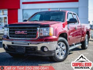 Used 2009 GMC Sierra 1500 SLE for sale in Campbell River, BC