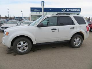 Used 2012 Ford Escape XLT/BLUETOOTH/AC/POWER OPTIONS for sale in Edmonton, AB