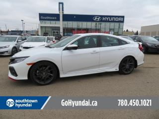 Used 2018 Honda Civic Sedan Si/NAV/SUNROOF/HEAT SEATS for sale in Edmonton, AB