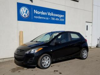 Used 2013 Mazda MAZDA2 GX AUTO - LOW KMS! PWR PKG / AIR CONDITIONING for sale in Edmonton, AB