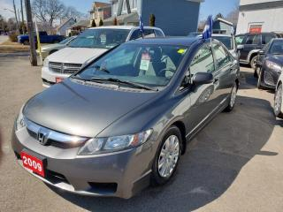 Used 2009 Honda Civic DX for sale in Etobicoke, ON