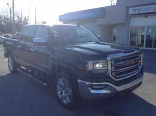 Used 2017 GMC Sierra 1500 SLT LEATHER, NAV, 20