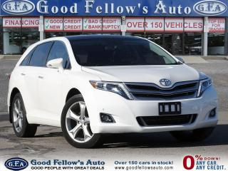 Used 2016 Toyota Venza LIMITED, AWD, SUNROOF, LEATHER SEATS, NAVIGATION for sale in Toronto, ON