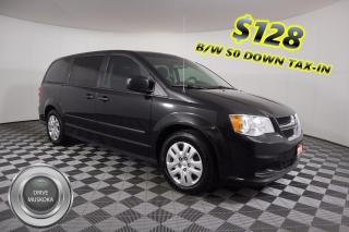 Used 2016 Dodge Grand Caravan SE/SXT 1 OWNER - NO ACCIDENTS   LOCAL TRADE-IN   STOW 'N GO for sale in Huntsville, ON