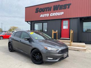 Used 2017 Ford Focus SEL|Htd Seats&SteeringWheel|BackUp|Bluetooth for sale in London, ON