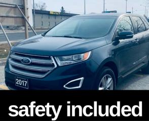 Used 2017 Ford Edge SEL for sale in Scarborough, ON