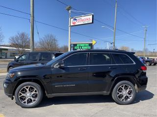 Used 2018 Jeep Grand Cherokee Sterling Edition for sale in Cobourg, ON