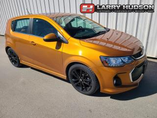 Used 2017 Chevrolet Sonic Premier Auto Hatchback | Leather | Sunroof | RS PKG | One Owner | + Snow Tires/Rims for sale in Listowel, ON