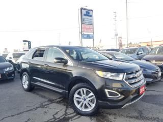 Used 2015 Ford Edge No Accidents | SEL | AWD | NAV | Hseats| Certified for sale in Brampton, ON