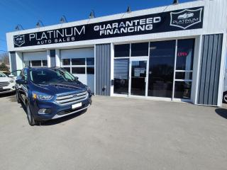 Used 2018 Ford Escape SEL for sale in Kingston, ON