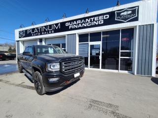 Used 2018 GMC Sierra 1500 SLE for sale in Kingston, ON