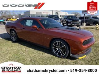 New 2021 Dodge Challenger R/T for sale in Chatham, ON