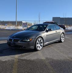Used 2004 BMW 6 Series 645CI for sale in Calgary, AB