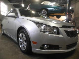 Used 2011 Chevrolet Cruze LTZ Turbo w/1SA for sale in Brampton, ON