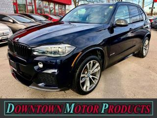 Used 2018 BMW X5 Xdrive35i M Package for sale in London, ON