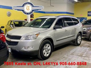 Used 2010 Chevrolet Traverse AWD 8 PASSENGER for sale in Vaughan, ON