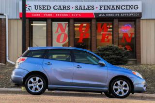 Used 2008 Toyota Matrix XR | Auto | Sunroof | Alloys | Fog Lights | Loaded for sale in Oshawa, ON