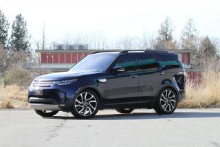 Used 2019 Land Rover Discovery HSE LUXURY for sale in Langley, BC