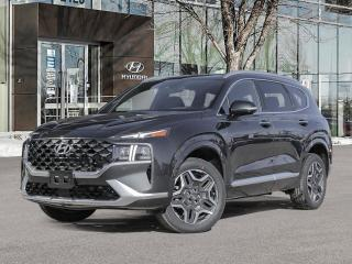 New 2021 Hyundai Santa Fe Ultimate Caligraphy for sale in Winnipeg, MB