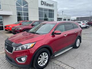 Used 2017 Kia Sorento 2.0L LX Turbo for sale in Nepean, ON