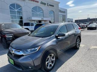 Used 2018 Honda CR-V EX for sale in Nepean, ON