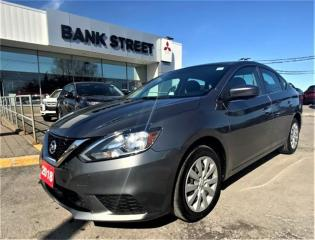 Used 2018 Nissan Sentra 1.8 SV for sale in Gloucester, ON