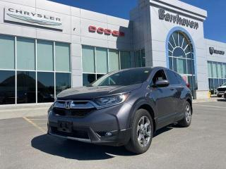 Used 2017 Honda CR-V EX for sale in Ottawa, ON