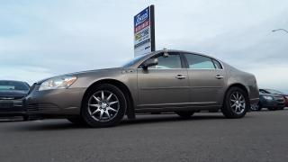 Used 2007 Buick Lucerne CXL for sale in Brandon, MB