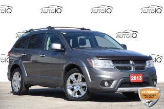 Used 2013 Dodge Journey R/T MOONROOF | NAV | 3.6L V6 | 7 SEATS for sale in Kitchener, ON