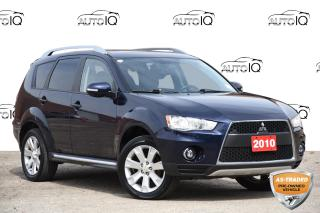 Used 2010 Mitsubishi Outlander XLS PREMIUM AUDIO | MOONROOF | 4WD | 3.0L V6 for sale in Kitchener, ON