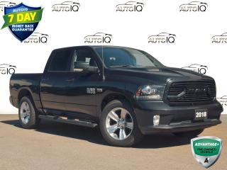 Used 2018 RAM 1500 Sport This just in!!! for sale in St. Thomas, ON