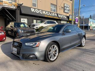 Used 2015 Audi A5 2dr Cpe Auto Komfort for sale in Scarborough, ON