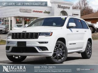 New 2021 Jeep Grand Cherokee High Altitude for sale in Niagara Falls, ON