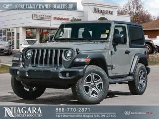 New 2021 Jeep Wrangler Sport S for sale in Niagara Falls, ON