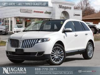 Used 2013 Lincoln MKX Base | Panoramic Roof for sale in Niagara Falls, ON