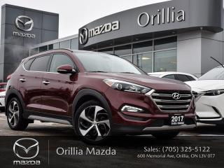 Used 2017 Hyundai Tucson Ultimate for sale in Orillia, ON