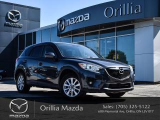 Used 2015 Mazda CX-5 GS for sale in Orillia, ON