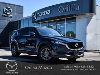Used 2017 Mazda CX-5 GS for sale in Orillia, ON