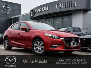 Used 2018 Mazda MAZDA3 GX for sale in Orillia, ON