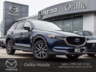 Used 2017 Mazda CX-5 GT for sale in Orillia, ON
