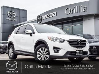 Used 2016 Mazda CX-5 GS for sale in Orillia, ON
