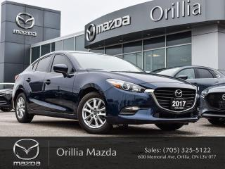 Used 2017 Mazda MAZDA3 UNKNOWN for sale in Orillia, ON