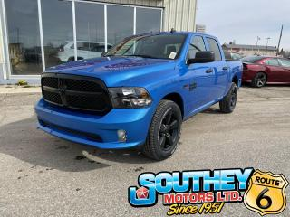 New 2021 RAM 1500 Classic NIGHT EDITION for sale in Southey, SK