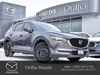 New 2021 Mazda CX-5 Signature for sale in Orillia, ON