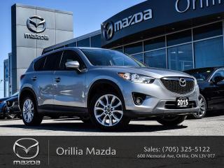 Used 2015 Mazda CX-5 GT for sale in Orillia, ON