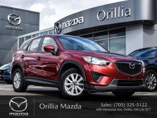 Used 2013 Mazda CX-5 GX for sale in Orillia, ON
