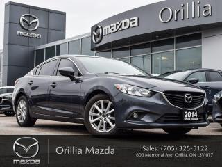 Used 2014 Mazda MAZDA6 GS for sale in Orillia, ON