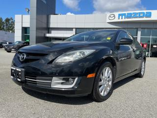 Used 2011 Mazda MAZDA6 GS Luxury Package for sale in Surrey, BC