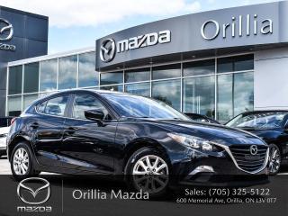 Used 2015 Mazda MAZDA3 GS for sale in Orillia, ON