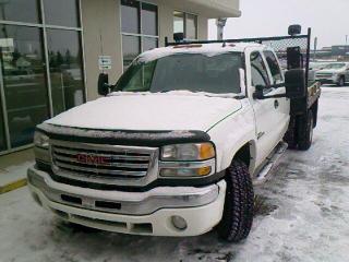 Used 2006 GMC Sierra 3500 GRANDE 3500 3500 SLT for sale in Meadow Lake, SK